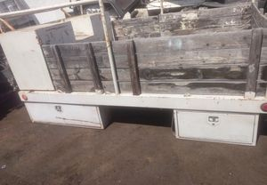 Stake bed box only for Sale in Long Beach, CA