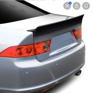 acura tsx parts rocketbunny spoiler for Sale in Fontana, CA