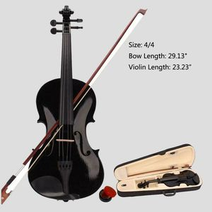 Black Acoustic Violin w/ Case 4/4🎻 for Sale in New York, NY