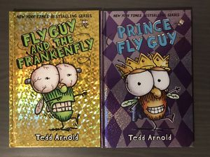Hardcover Fly Guy books for Sale in El Monte, CA