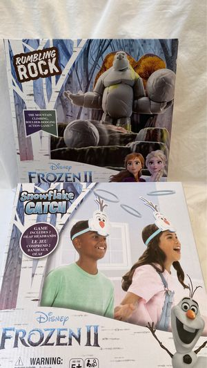 Frozen 2 Games for Sale in South Gate, CA