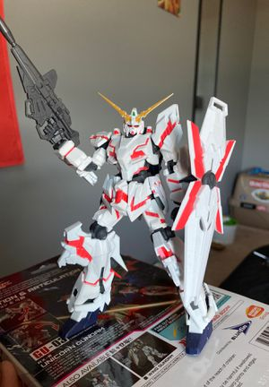 Gundam Universe 03 Unicorn Gundam for Sale in Perris, CA