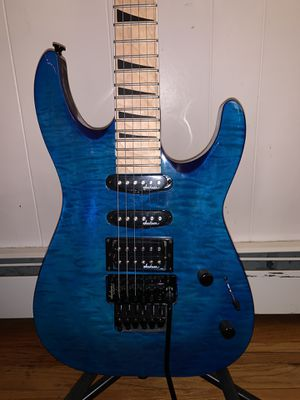 Jackson Dinky JS34Q Electric Guitar for Sale in New Milford, CT