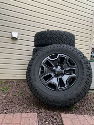 Jeep Original Rims for Sale in Red Lion, PA