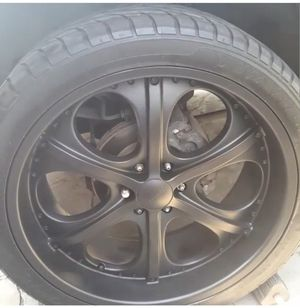24 rims for Sale in Los Angeles, CA