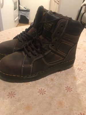 New steel toe size 10 for Sale in North Las Vegas, NV