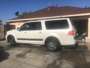2008 Lincoln Navigator L for Sale in Acampo, CA