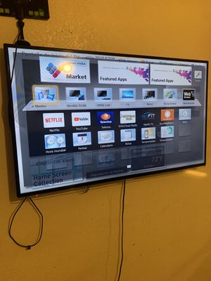 Smart tv Panasonic 43 inch for Sale in Mesa, AZ