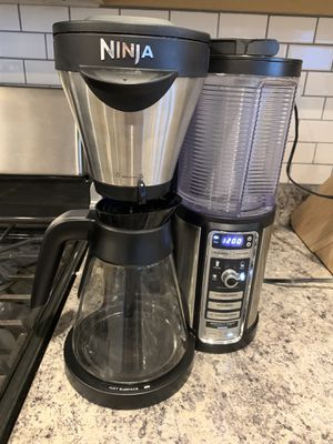 Ninja coffee bar maker for Sale in Mars, PA