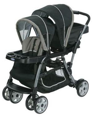 Double seat stroller for Sale in San Antonio, TX