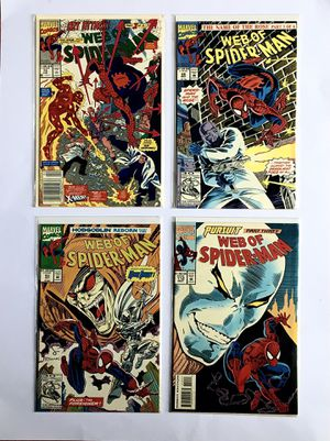Comic books Spider-Man for Sale in Hillcrest Heights, MD