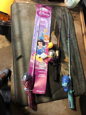 Fishing rods for Sale in Saugus, MA