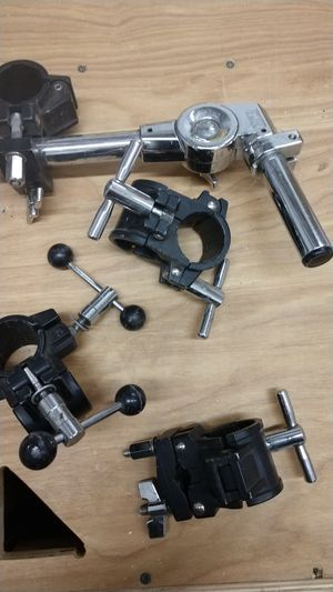Drum set clamps for Sale in Portland, OR