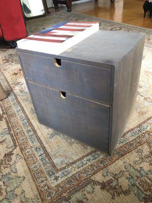 Wooden case organizer for Sale in Boston, MA