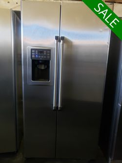 36in Wide GE Refrigerator Fridge LIMITED QUANTITIES! #1604 for Sale in Rialto,  CA