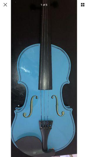 Blue Student Violin for Sale in Chicago, IL