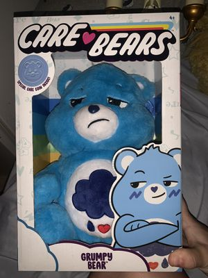 Grumpy Bear Care bear, MINT condition for Sale in Corona, CA
