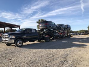 6 car trailer for sale 2016 for Sale in Tampa, FL