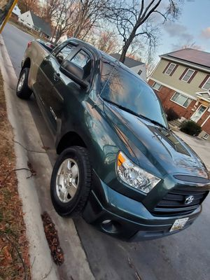 "Toyota tundra 2008. ""5.7 litter v8"" title salvage for Sale in Takoma Park, MD"