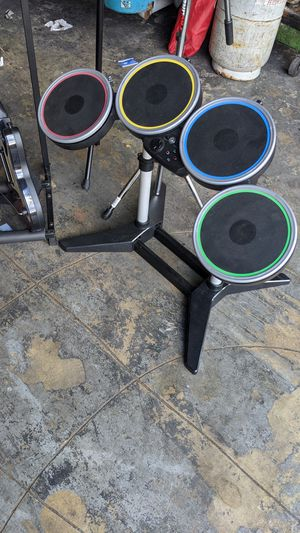 Rockband set $100 firm great deal for Sale in Margate, FL