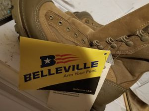 NEVER WORN! BELLEVILLE BOOT BRAND for Sale in St. Louis, MO