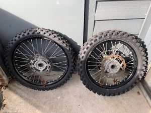 19 and 21 wheels for Sale in Lewisville, TX