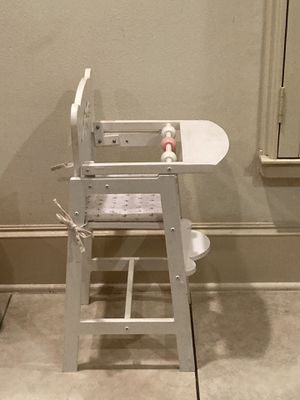 Kid craft high chair for Sale in Houston, TX