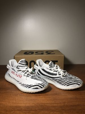 Adidas Yeezy 350 V2 Zebra for Sale in Farmville, VA