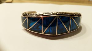 Native American silver cuff for Sale in Rockville, MD