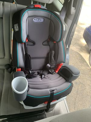 Graco Nautilus 65, 3 in 1 car seat-$100 OBO for Sale in Yalesville, CT