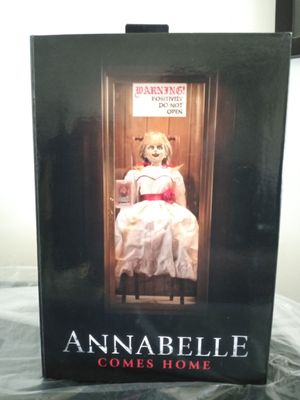 Neca The Conjuring Universe 7 Inch Annabelle Comes Home Horror Collectible Action Figure Toy for Sale in Chicago, IL