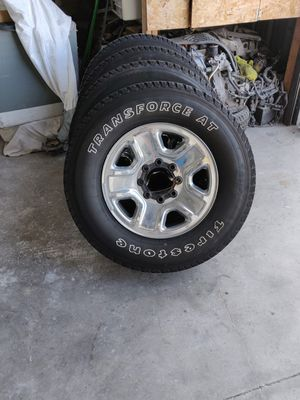 Ram tires for Sale in Kailua-Kona, HI
