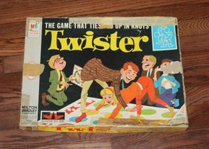 Vintage twister board game for Sale in Charlotte, NC