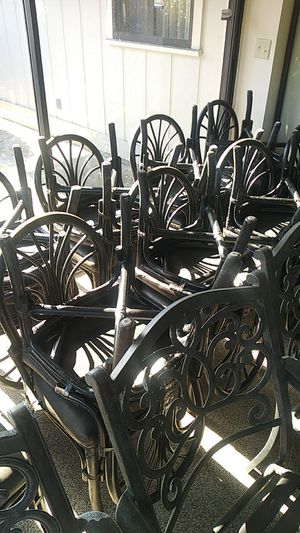 20 Wood Restraunt Dinning chairs for Sale in Port St. Lucie, FL