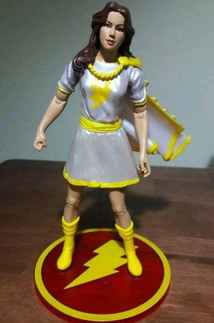 Mary Marvel Shazam Action Figure dc comics captain marvel toy for Sale in Marietta, GA