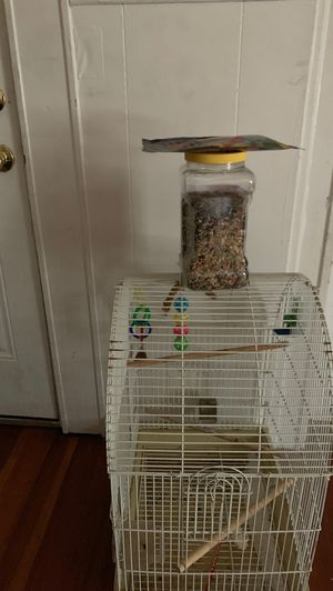 Bird cage for Sale in Woonsocket, RI