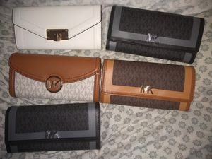 Mk wallets brand new need gone asap for Sale in North Las Vegas, NV