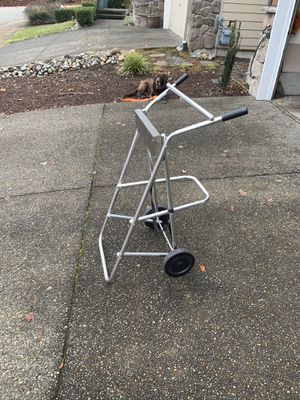 Garelick Outboard Motor Carrier #3160 for Sale in Kent, WA