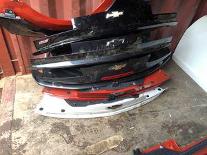 20 inch Camaro Rims & Tires (4 set), bumpers, lights, doors, hoods, radios ALL PARTS for Sale in College Park, GA