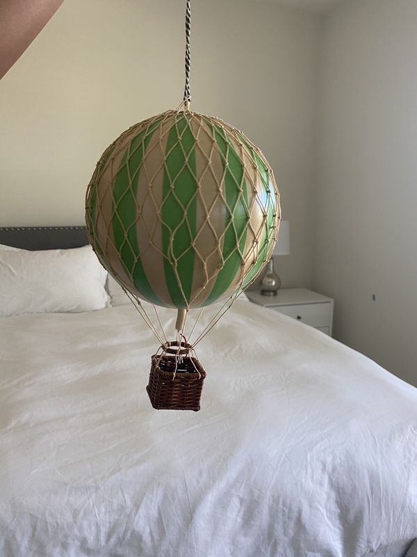 Set of Decorative Hot Air Balloons!