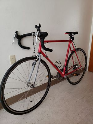 Red Cyclo-Cross Bicycle for Sale in Portland, OR