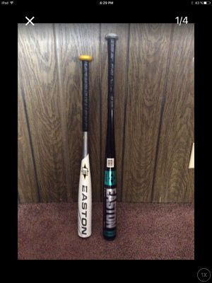 Easton bats for Sale in San Diego, CA