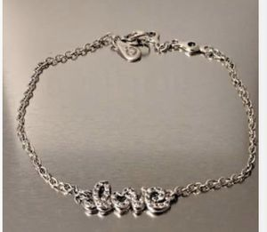 Pandora love bracelet size small for Sale in Sterling, VA