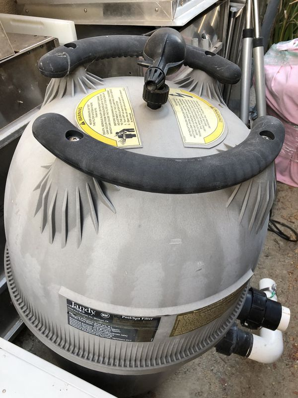 Ceiling fans and pool equipment