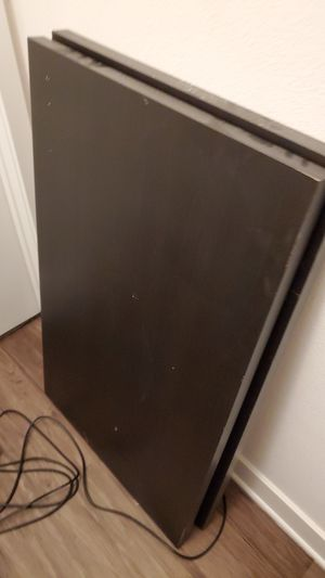 Ikea 24 x 40 black table for Sale in San Diego, CA