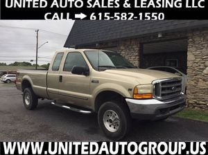 2000 Ford Super Duty F-350 SRW for Sale in Old Hickory, TN