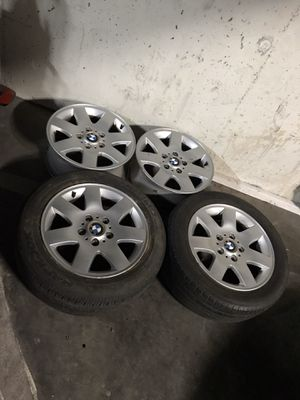 """Bmw style 45 wheels / rims 5x120 16"""" for Sale in Los Angeles, CA"""