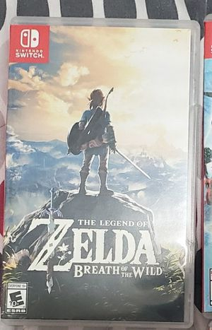 2 Switch Games for $60 for Sale in Las Vegas, NV