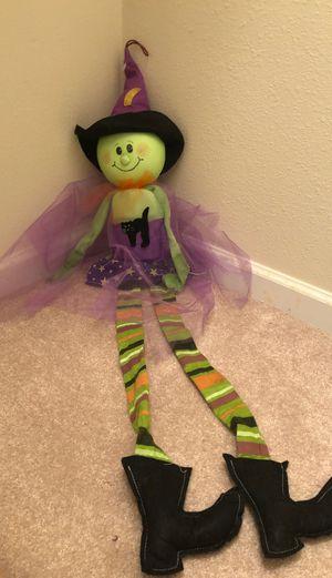 Halloween witch Decoration for Sale in Satellite Beach, FL
