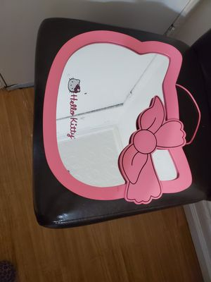 Hello kitty mirror for Sale in Brooklyn, NY